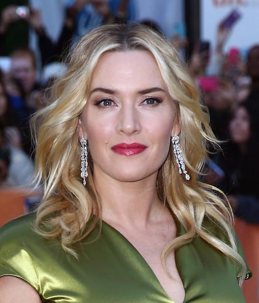 Kate Winslet - David Morris Earrings