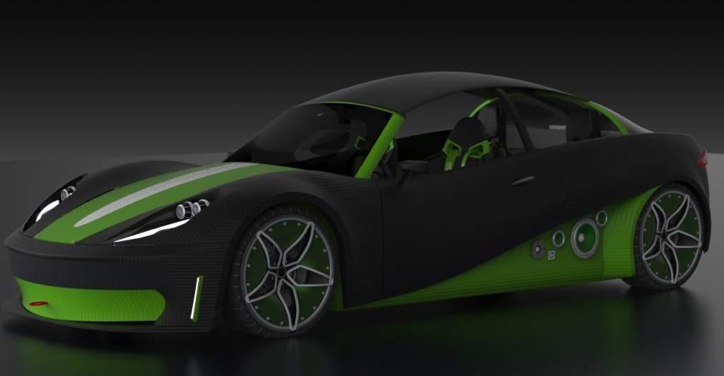Local Motors Road-Ready 3D printed Car (1)