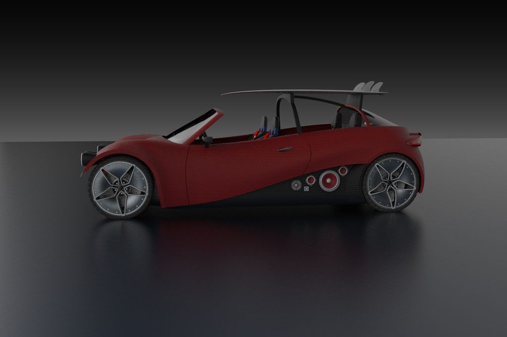 Local Motors Road-Ready 3D printed Car (2)
