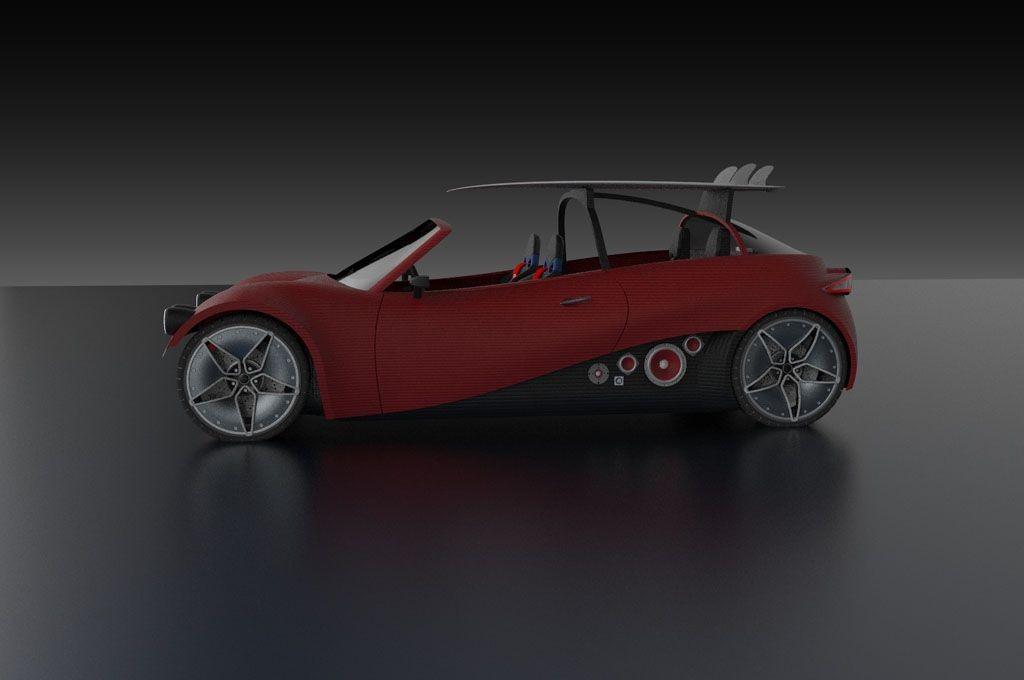 Local Motors Road-Ready 3D printed Car (2)
