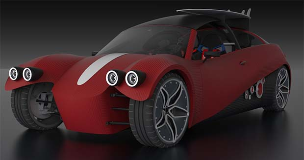 Local Motors Road-Ready 3D printed Car (4)