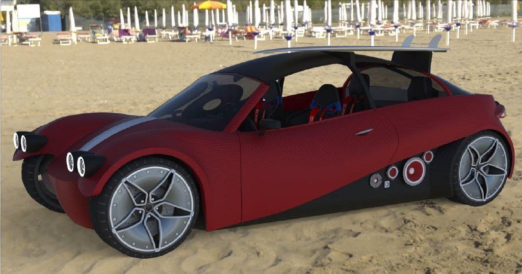 Local Motors Road-Ready 3D printed Car (5)