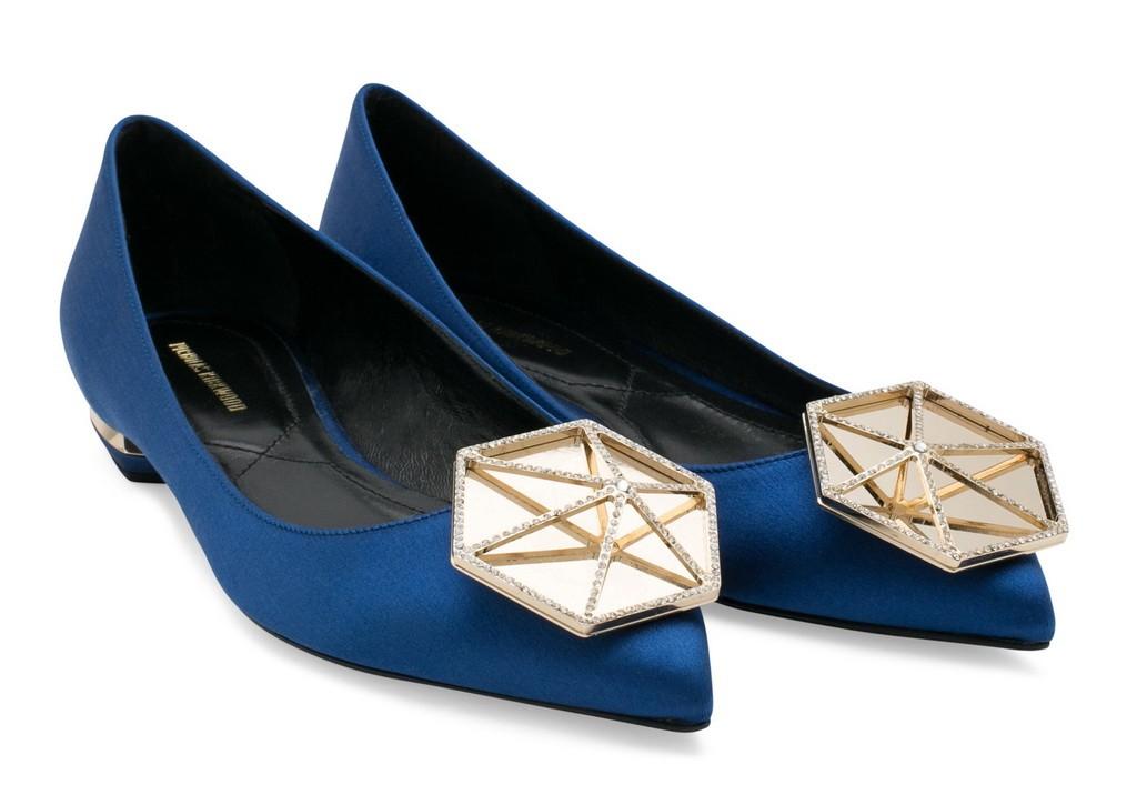 Nicholas Kirkwood   نيكولاس كيركوود لدى Level  ليفل ملتقى الأحذيةShoeDistrict (3)