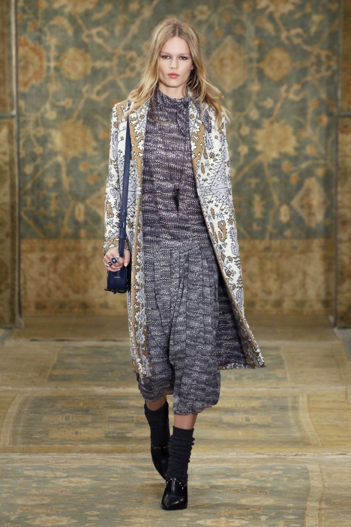 Tory_Burch_Fall_2015_Look_01 - Dress Only