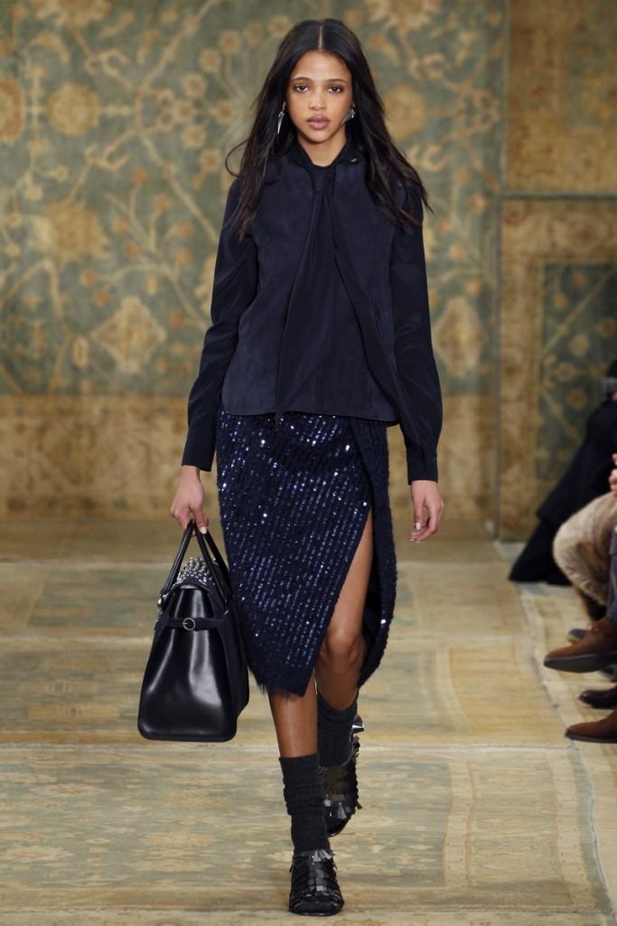 Tory_Burch_Fall_2015_Look_09 - Skirt Available