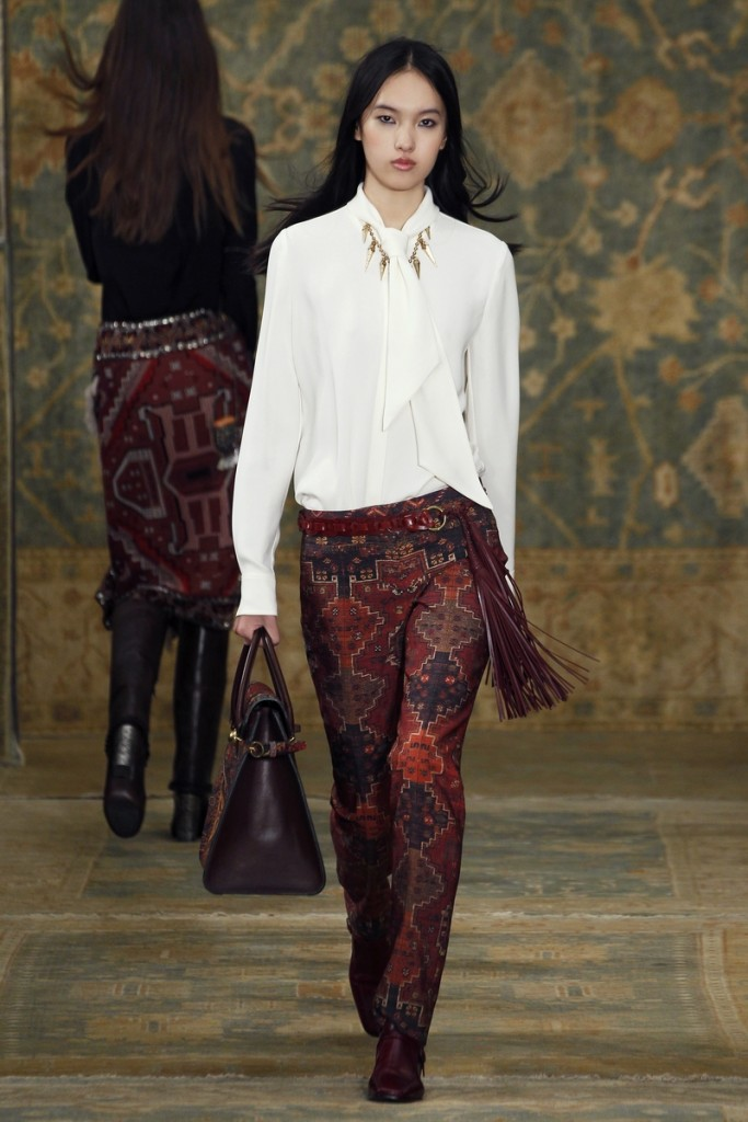 Tory_Burch_Fall_2015_Look_29 - Blouse only