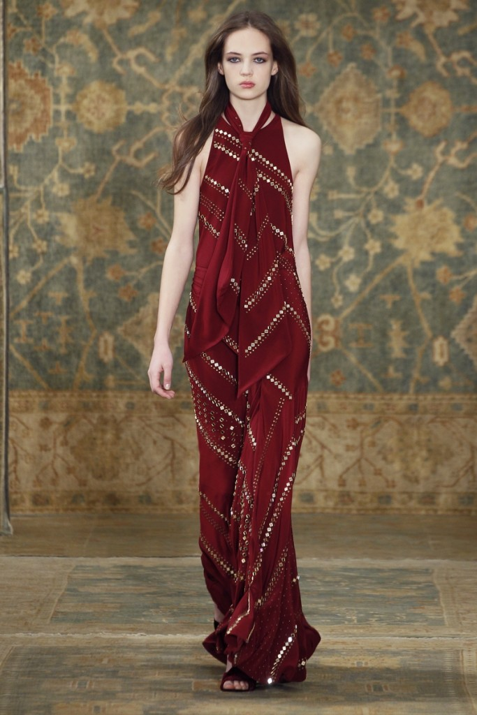 Tory_Burch_Fall_2015_Look_34 - Gown available