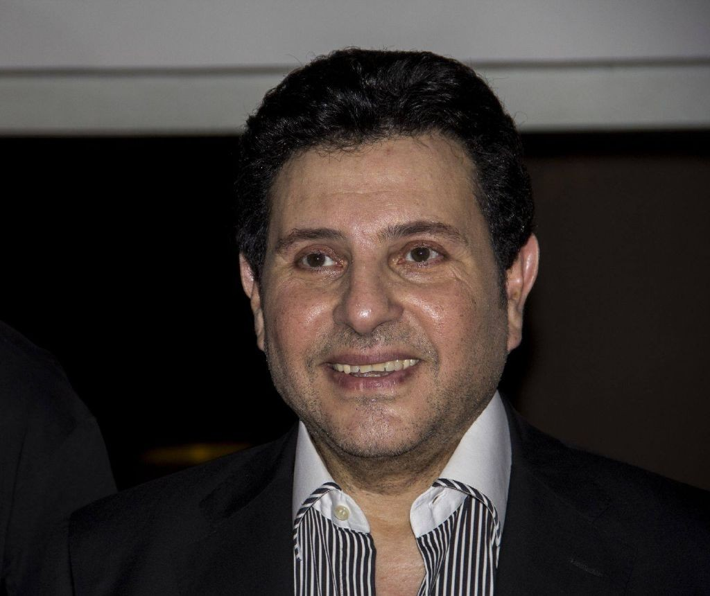 resized_أمير الغناء العربى هانى شاكر فى المؤتمر الصحفى