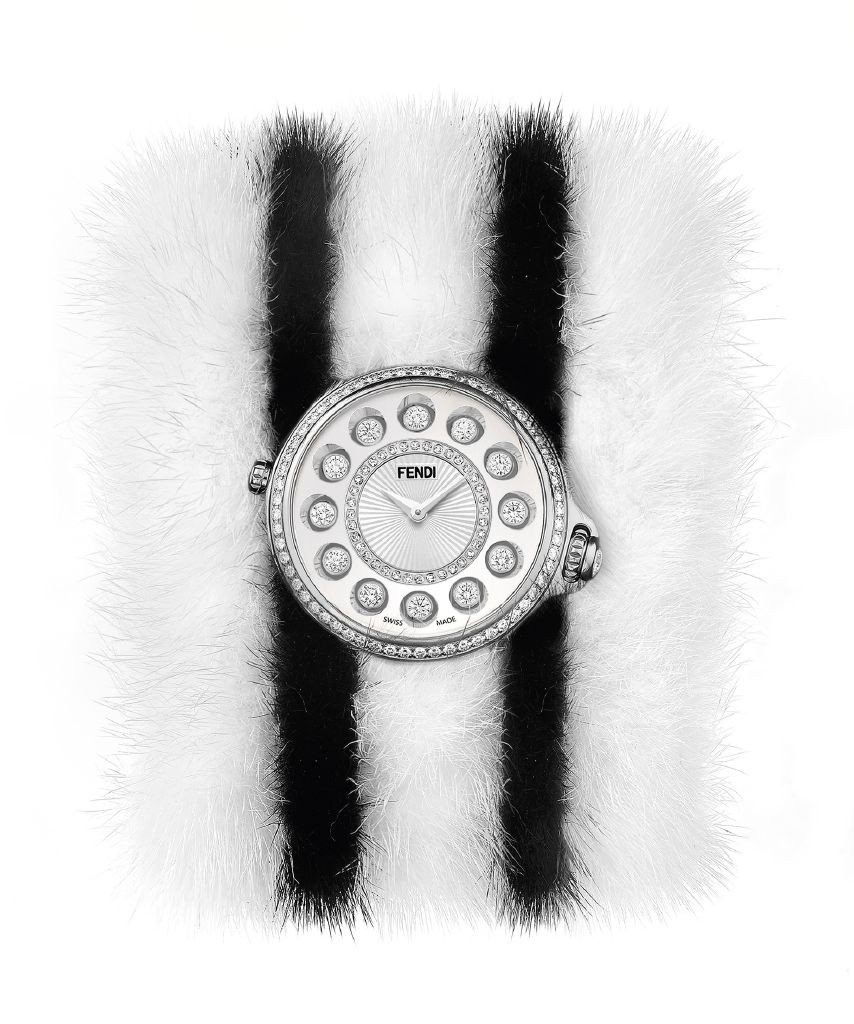 resized_Fendi Timepieces_Crazy Carats Limited Editions_F109034041B2P02_White_High Res_2184