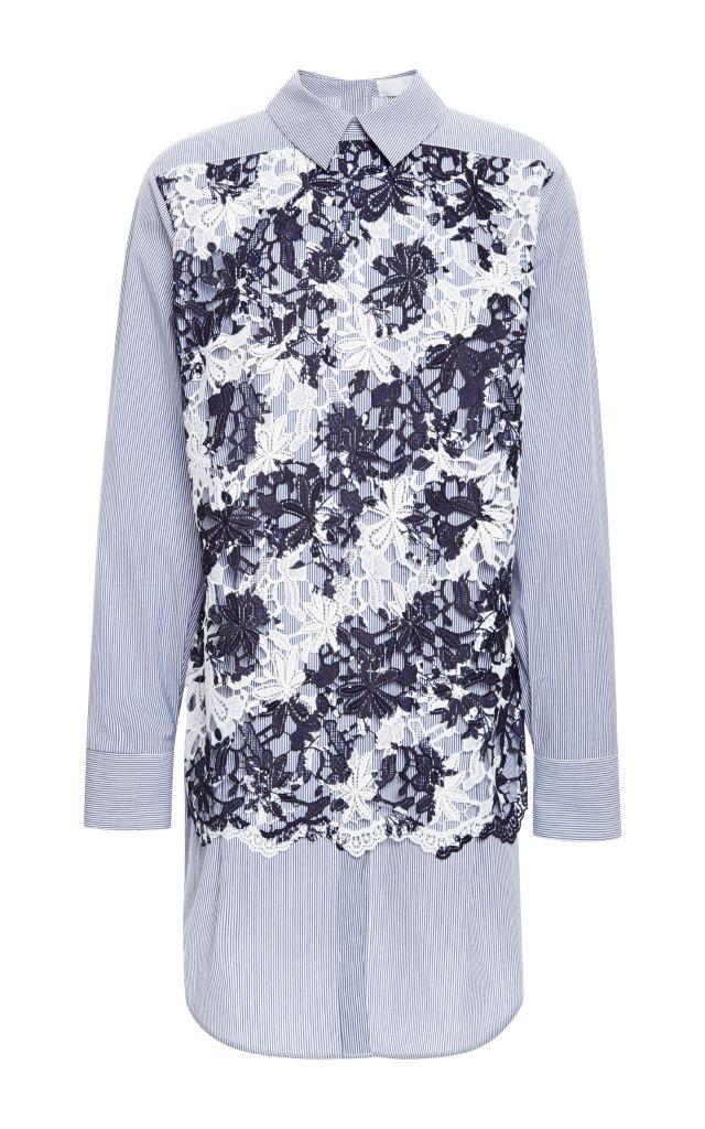 resized_Thakoon Addition Printed Lace Shirtdress $550_2