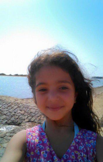 ابنة نيللي كريم