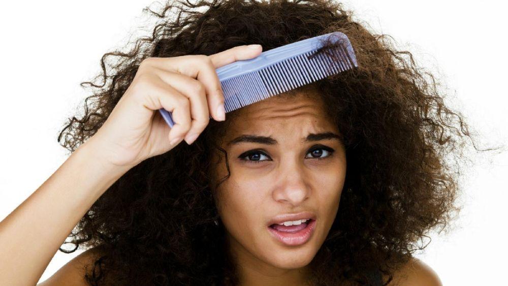 الشعر المجعد (1)