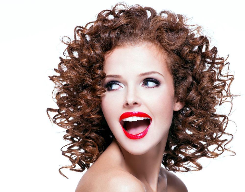 الشعر المجعد (2)