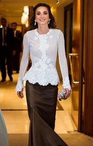 الملكة رانيا (5)
