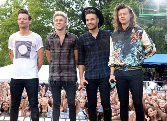 فريق One Direction (2)