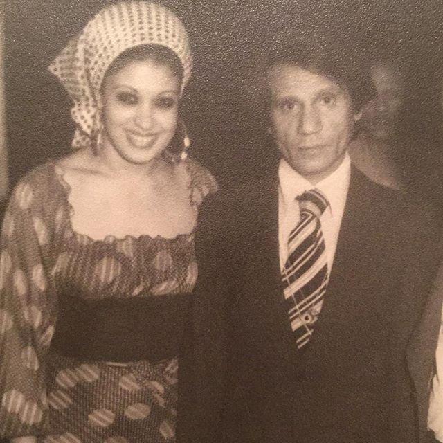 فيفي عبده مع عبد الحليم حافظ