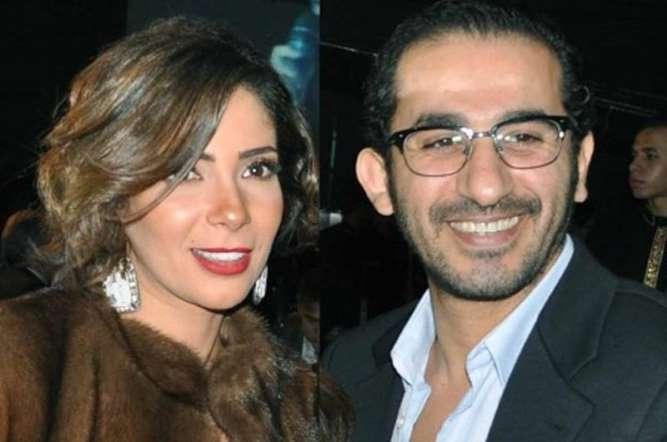 منى-زكي-وزوجها-أحمد-حلمي