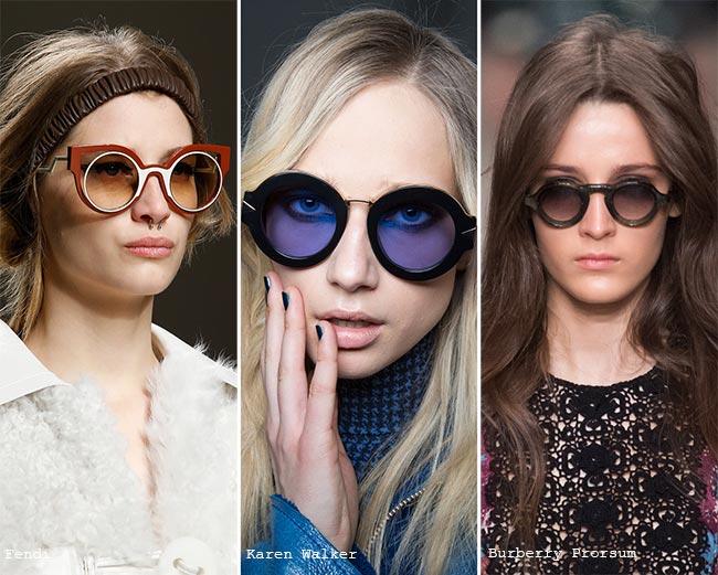 نظارات شمسية ذات عدسات عاكسة