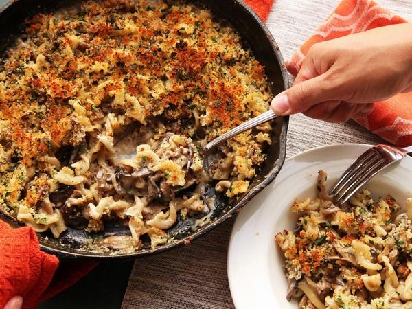 20140930-past-mushroom-sausage-cast-iron-baked-43