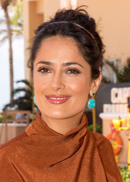 Bavna Jewelry - Salma Hayek