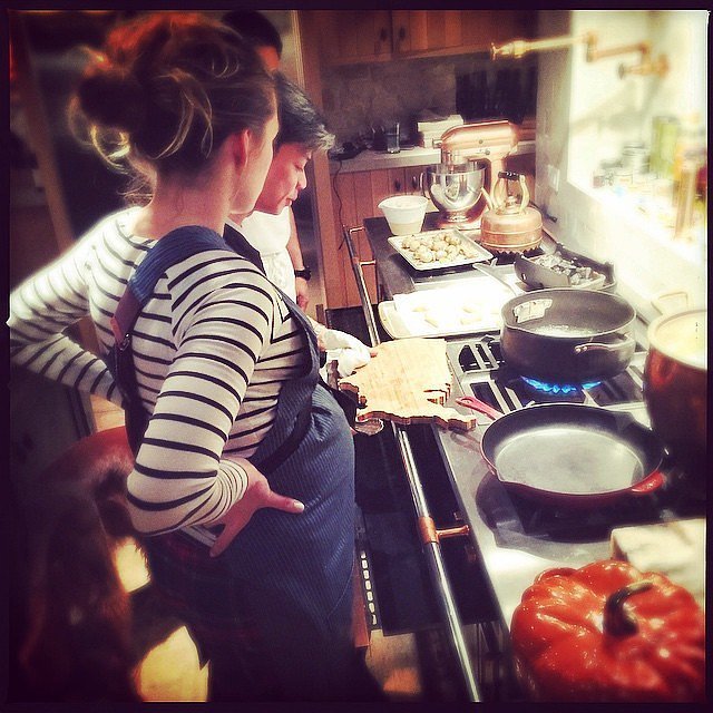 Blake-who-has-been-open-about-her-passion-cooking-shared