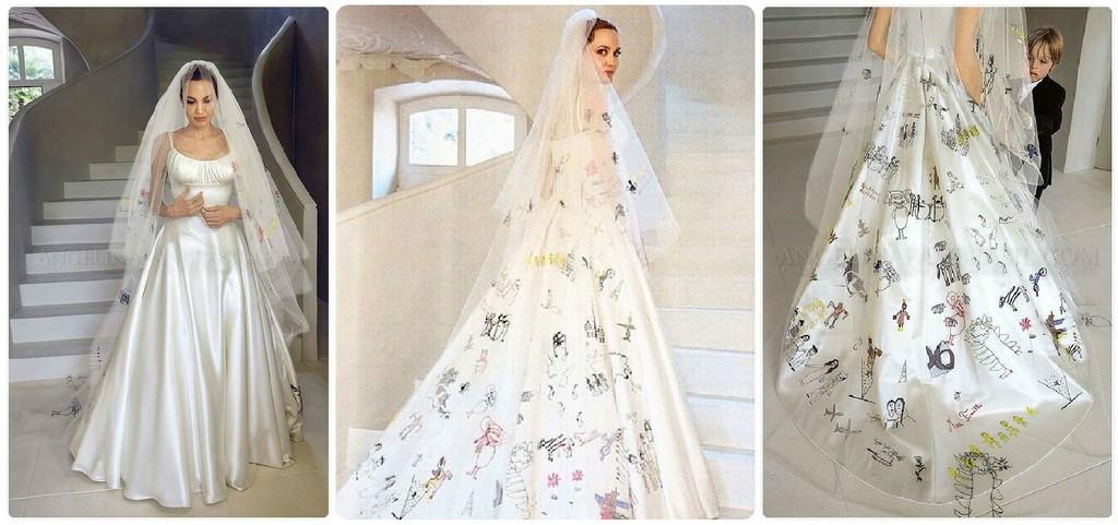 Best Bride Angelina Joli