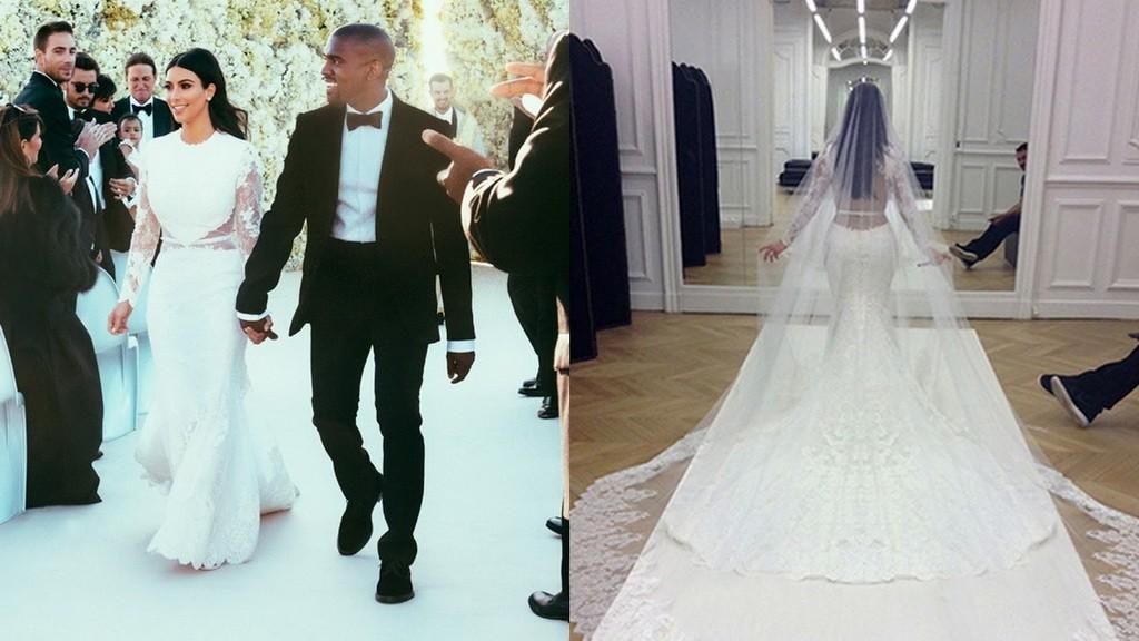 Brides Kim Kardashian  (2)