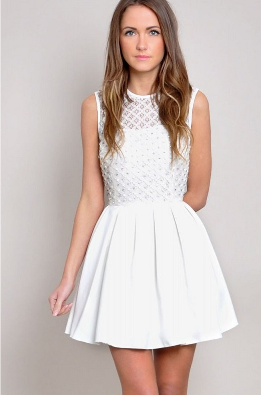 Discover-Womens-White-Dresses