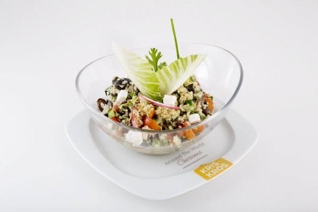 KRIS KROS_Mediterranean Quinoa