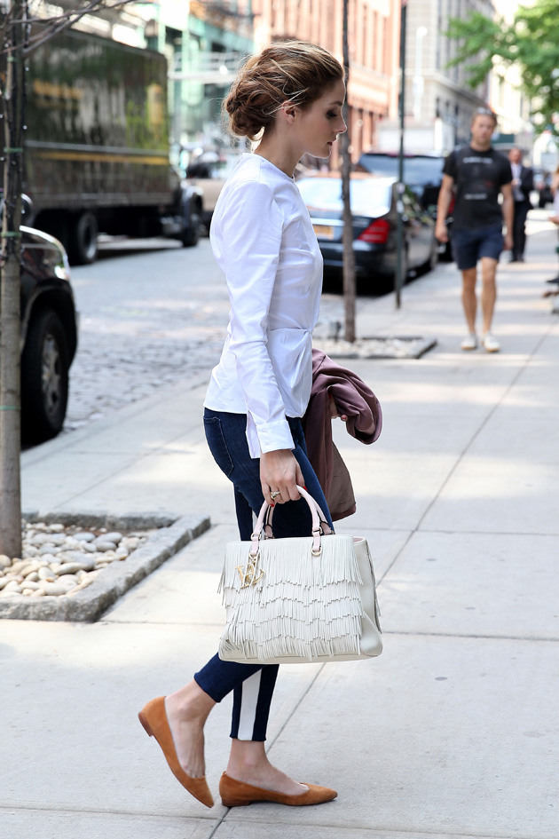 Olivia Palermo Duchess Handbag