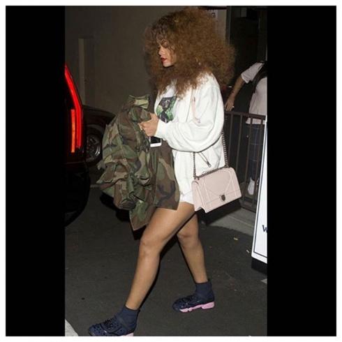 Rihanna Diorama Dior