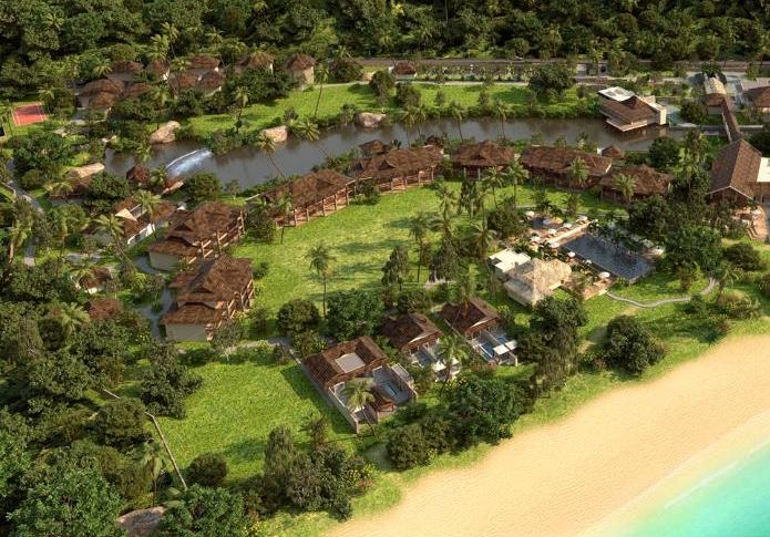The H Resort Beau Vallon Beach  (2)