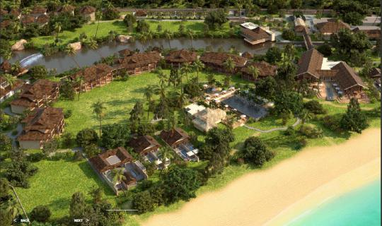 The H Resort Beau Vallon Beach  (5)