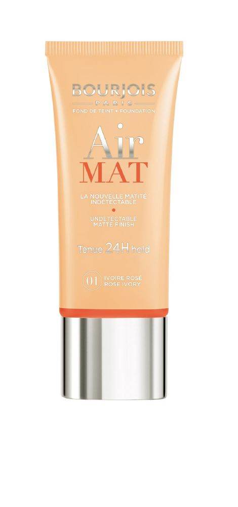 resized_BOURJOIS - Air Mat Foundation - Shade 01 Rose Ivory - AED79