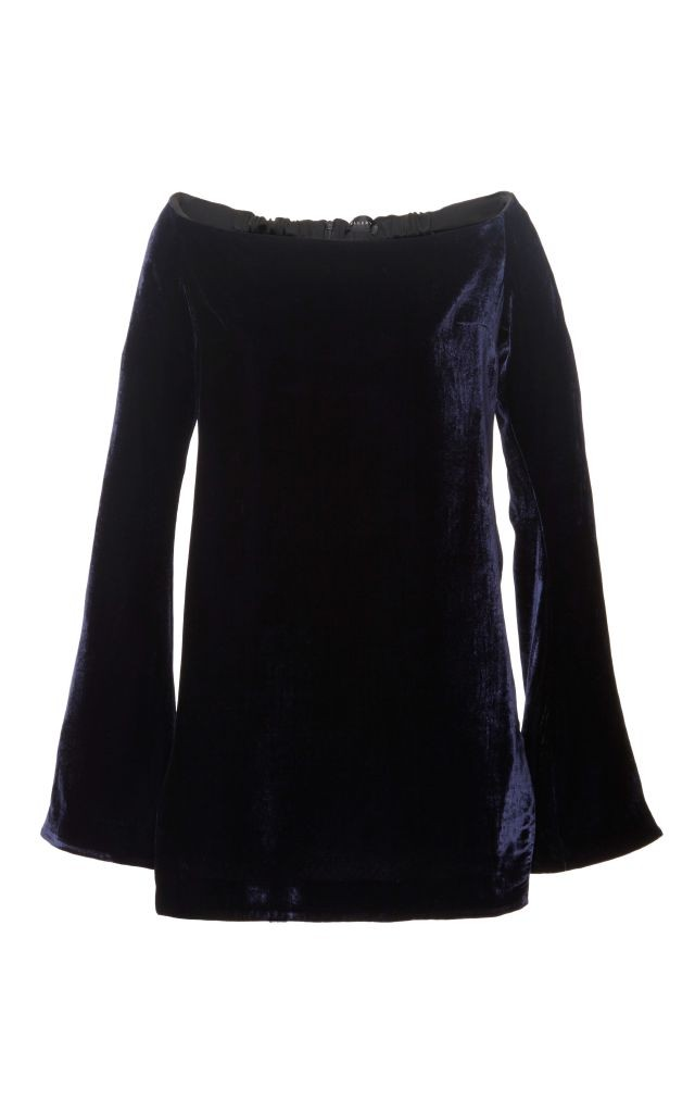 resized_Ellery Navy Queenie Decolletage Tunic Top $845