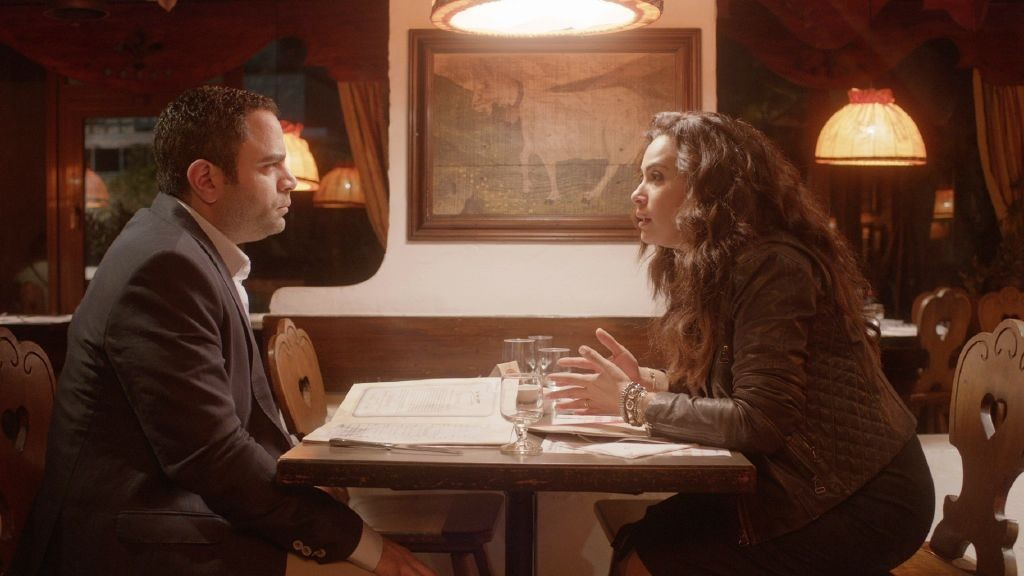 resized_MBC DRAMA- Egyptian Drama- Embratoriat Min 02 Hend Sabri and Mohamad Shahine