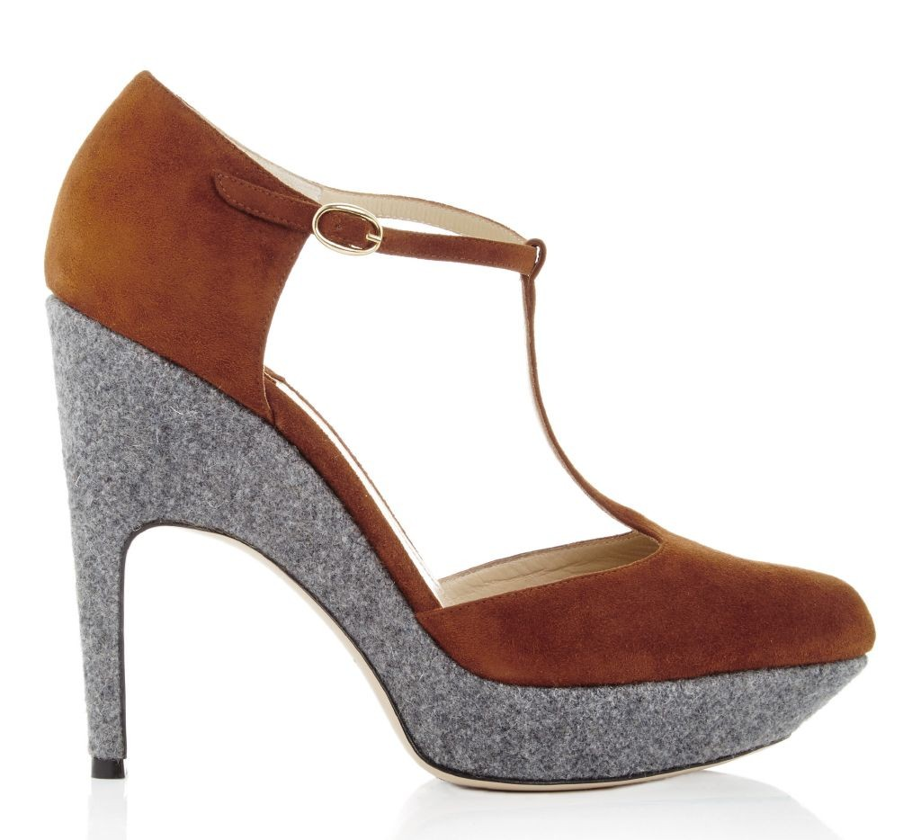 resized_Paul Andrew Kidskin Leather Bellevue Two Tone Pumps $895