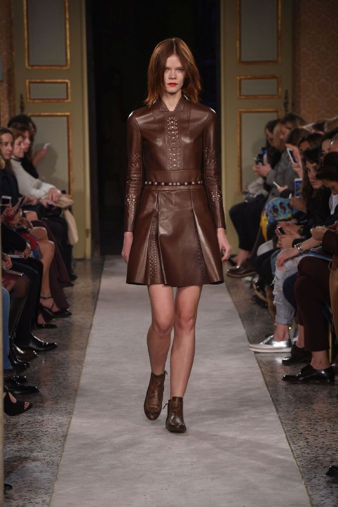 resized_TOD'S Women's FW 2015-16 Collection_Look 21