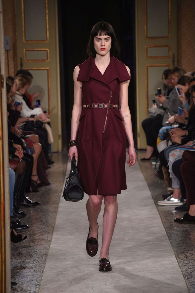 resized_TOD'S Women's FW 2015-16 Collection_Look 7