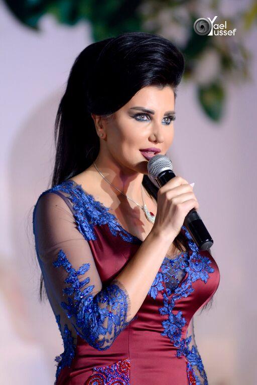 أكبر تجمع جماهيري فني اعلامي في دمشق (14)