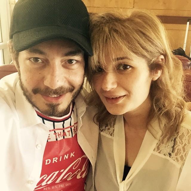 احمد زاهر وزوجته3