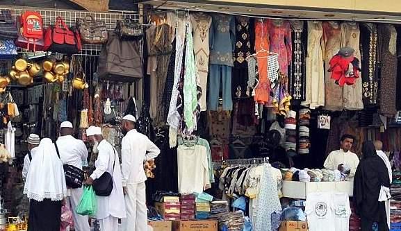 الحجاج ينعشون أسواق المدينة المنورة (3)