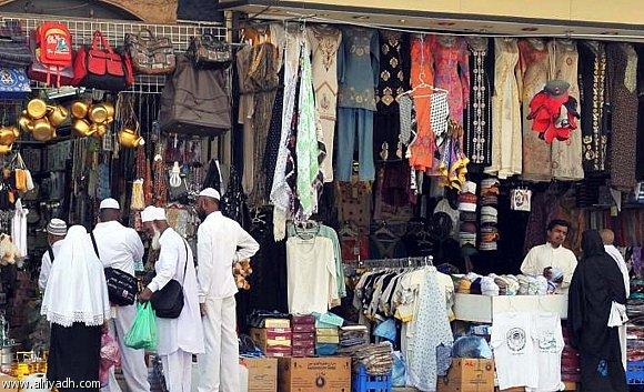 الحجاج ينعشون أسواق المدينة المنورة (4)