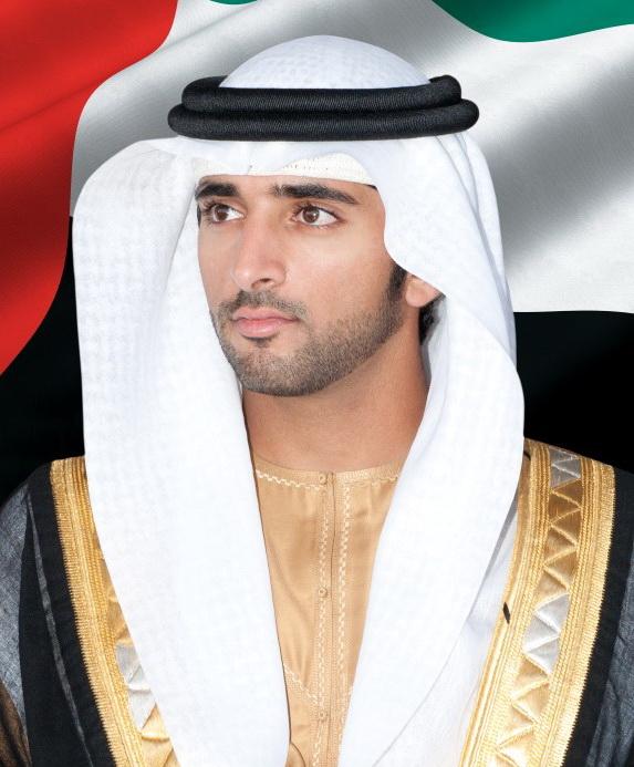 الشيخ راشد بن محمد بن راشد آل مكتوم