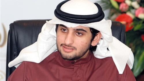 المرحوم الشيخ راشد بن محمد بن راشد آل مكتوم