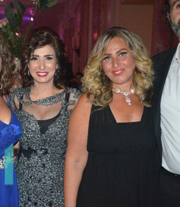 النجوم-في-حفل-زفاف-المخرج-محمد-النقلي-28-630x417