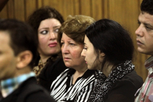 ة صافيناز داخل قاعة المحكمة (12)