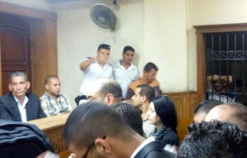 ة صافيناز داخل قاعة المحكمة (5)