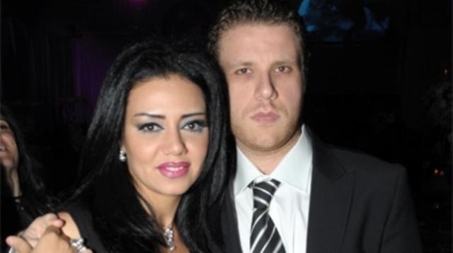 رانيا يوسف وكريم الشبراوي
