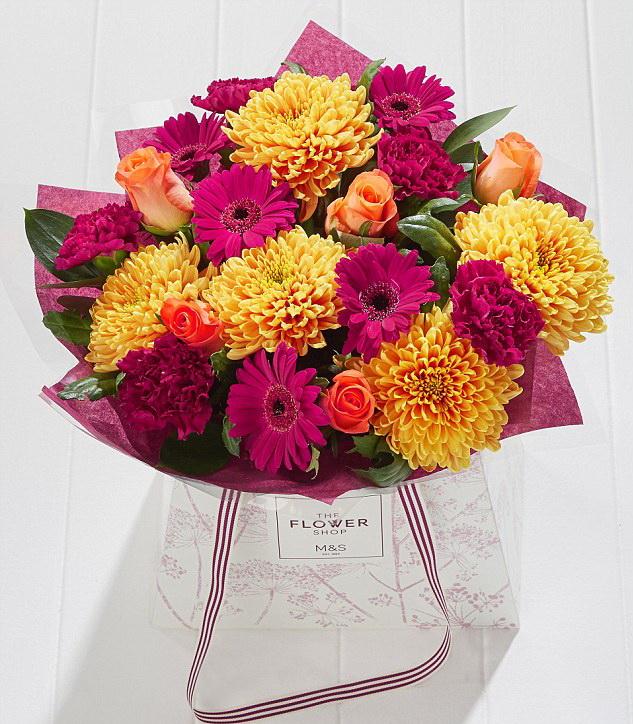 زهور الأقحوان